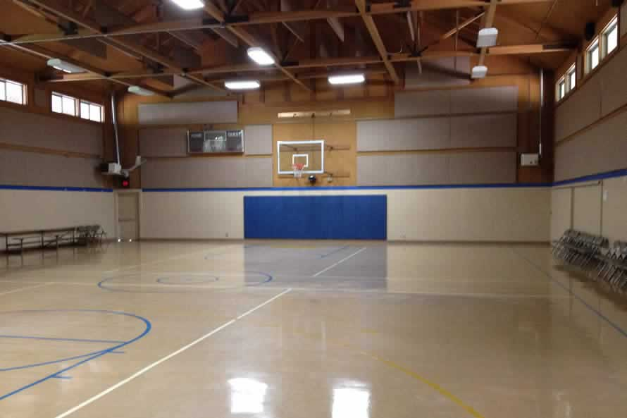 Whiting Center Gym
