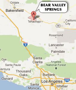 Where is Bear Valley Springs?